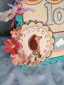 Hog Heaven Mini Album by Christine Barker