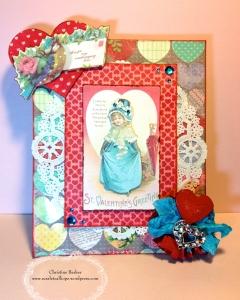 Scarlet Calliope Valentine Card 2013