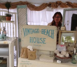 Vintage Beach House