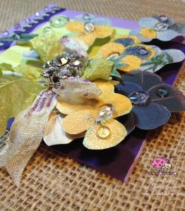 Scarlet Calliope Violets 3