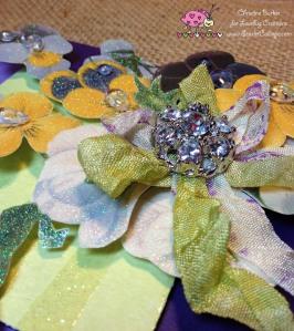 Scarlet Calliope Violets 5
