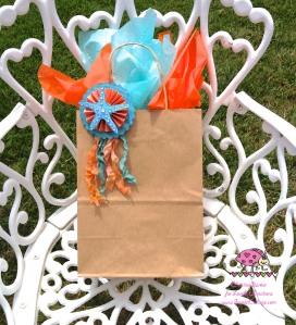 ScarletCalliope Starfish Gift Bag