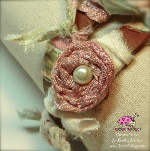 ScarletCalliope Shabby Bracelet 1