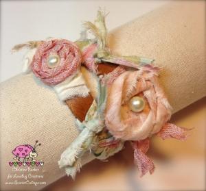 ScarletCalliope Shabby Bracelet 4