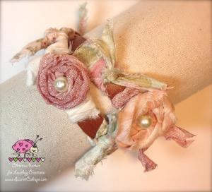 ScarletCalliope Shabby Bracelet 6