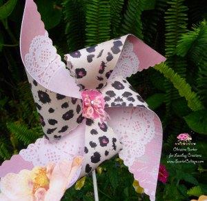 Scarlet Calliope pinwheel 8