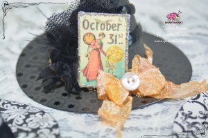 ScarletCalliope Witch Hat 12