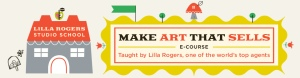 Make Art That Sells by Lilla Rogers