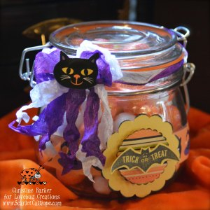 ScarletCalliope Halloween Treat Jar 2
