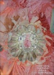 ScarletCalliope Ornament Victorian Cheryl Stoneham