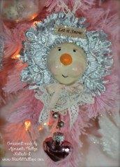 ScarletCalliope Ornament Victorian Marisela Vallejo
