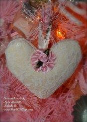 ScarletCalliope Ornament Victorian Marsi Bennett