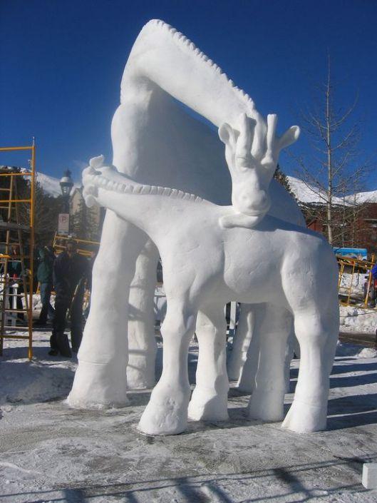 Ice Sculpture Noupe dot com