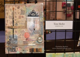 Tim Holtz Mixed Media