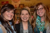 Julie, Pam Keravouri and me
