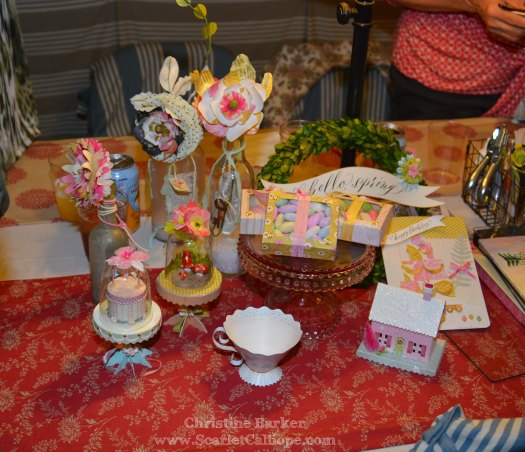 Brenda Walton's latest creations made using her new dies with Sizzix