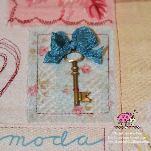 ScarletCalliope Mini Quilt 2