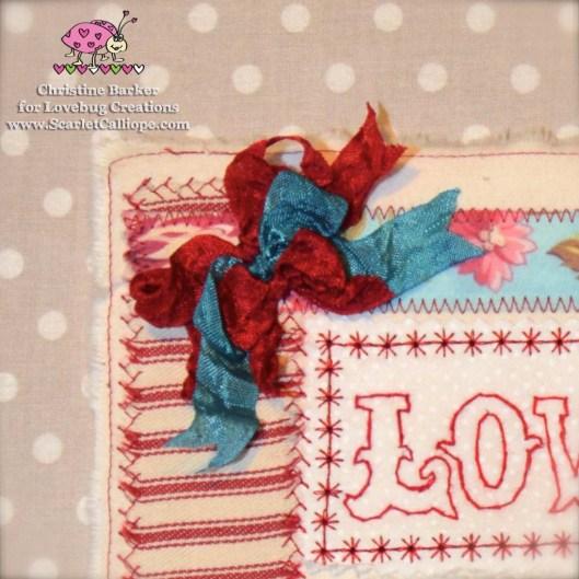 ScarletCalliope Mini Quilt 3