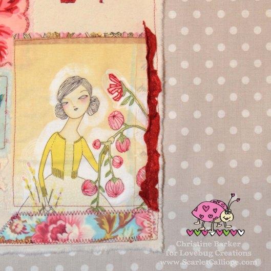 ScarletCalliope Mini Quilt 4