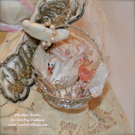 ScarletCalliope Bunny Boudoir Lamp 4