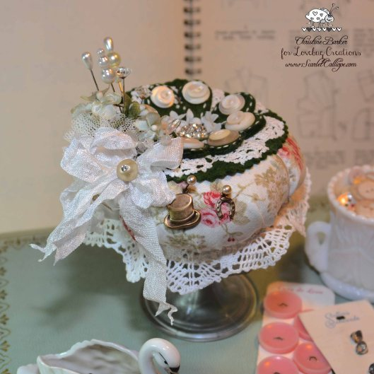 ScarletCalliope Pin Cushion 2