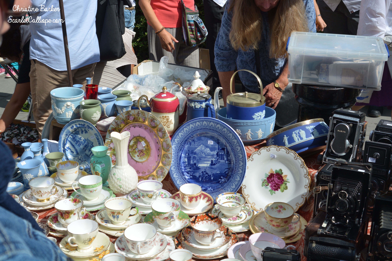 Field Trip: Portobello Road Market – Scarlet Calliope